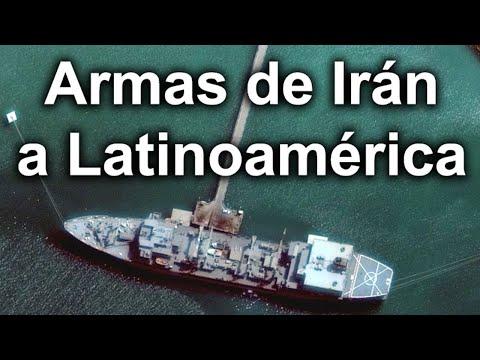 Armas de Irán a Latinoamérica ¿Las recibirán Cuba y Venezuela