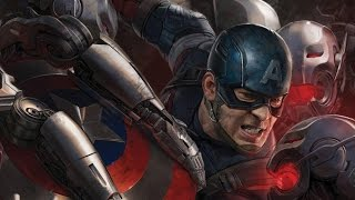 Avengers 2 - Chris Evans on a Bigger Avenegers - Comic Con 2014