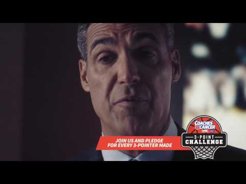Coaches vs. Cancer Jay Wright 3-Point Challenge