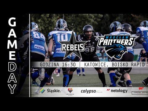 Silesia Rebels - Panthers Wrocław