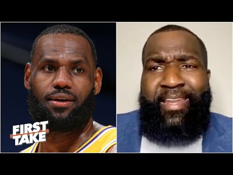 LeBron is going to 'bounce back' from his ankle sprain - Kendrick Perkins | First Take