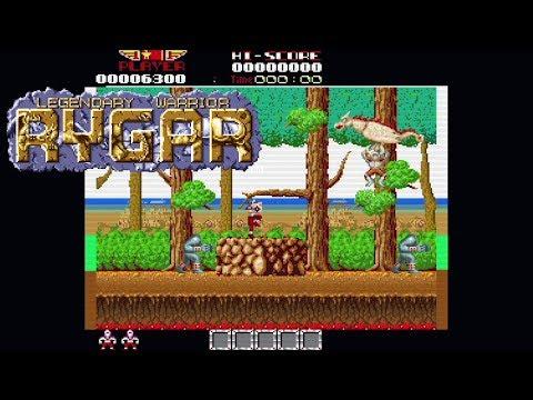 Rygar (2018) | Preview | Amiga | Homebrew World