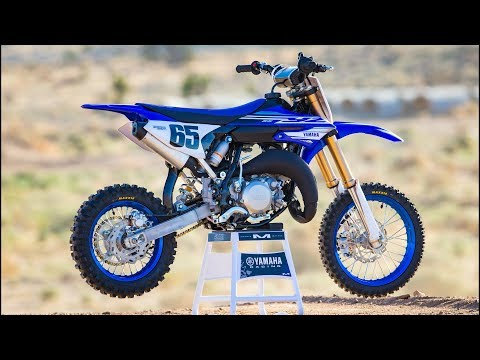 First Ride 2018 Yamaha YZ65 - Motocross Action Magazine