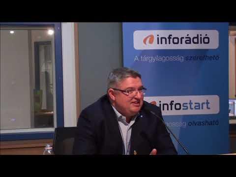 InfoRádió - Aréna - Vida József - 2. rész - 2019.03.19.