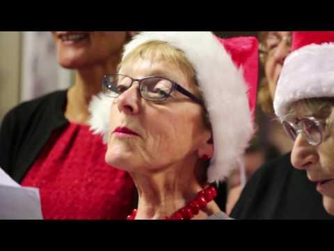 Jingle Bells - Luton Choral Society at LLA, Christmas 2016