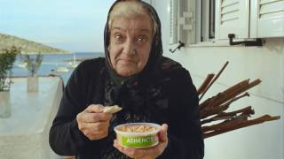 Athenos Hummus Advertisement 1 Hd Yiayia Criticizing On The