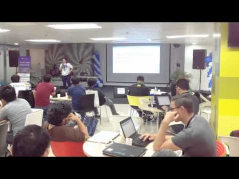 Drupal Camp Manila (April 26, 2014)  (Created with @Magisto