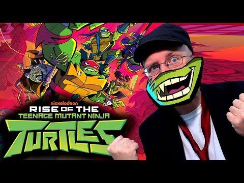 Rise of the Teenage Mutant Ninja Turtles - Nostalgia Critic