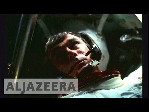 Last man on moon Gene Cernan dies at 82