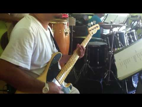 Oye Como Va by Just Jammin' Band in Vancouver (Cover)