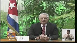 Intervención de Miguel Díaz-Canel en la Cumbre Mundial de la OIT sobre la Covid 19