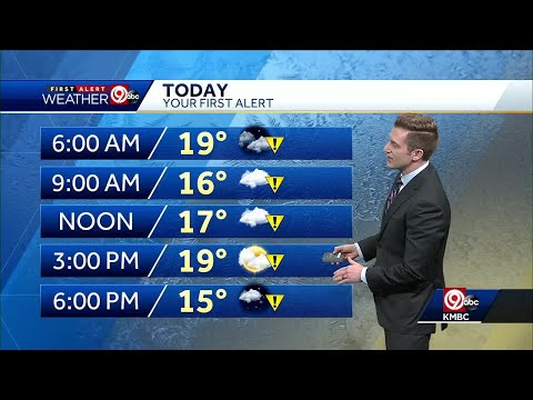 First Alert: Cold, windy Saturday ahead