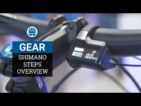 Shimano Steps MTB E7000 - New Mid-Range E-Bike Groupset