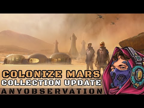 Colonize Mars Update! | Interview with the team