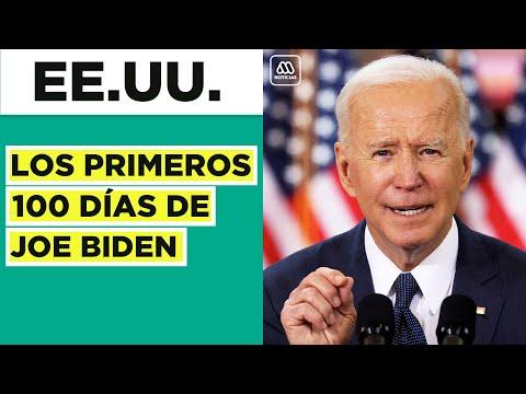 Los primeros 100 días de Biden | Martín Vizcarra con Covid-19 | Masiva fiesta clandestina Francia