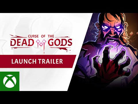 Curse of the Dead Gods - Launch Trailer