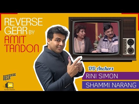 connectYoutube - Reverse Gear with Amit Tandon - DD News Anchors