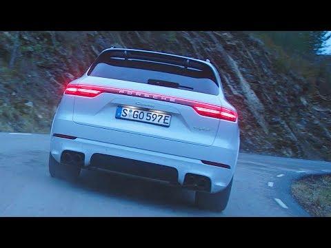 Porsche Cayenne E-Hybrid (2018) 460-HP Sports SUV