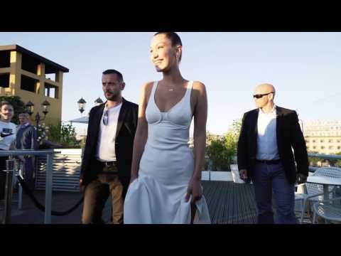 jdsports.co.uk & JD Sports Promo Code video: JD Women Bella Hadid Exclusive Interview | Nike Beautiful x Powerful in Paris