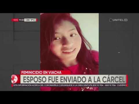 Feminicida de Danitza fue enviado a la cárcel