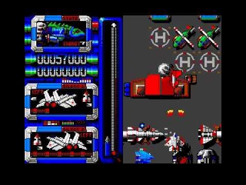 Silent Shadow (Topo Soft 1988-1991) - PC DOS (VGA)