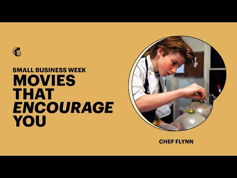 Chef Flynn   Small Business Week 2021   Mailchimp Presents