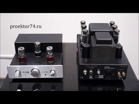 Обзор лампового усилителя Cary Audio Supply AE-3 MKII