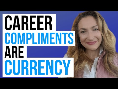Career Compliments are CURRENCY photo