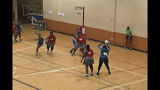 SPORT: Police X And Fire Win Big At Netball Tournament