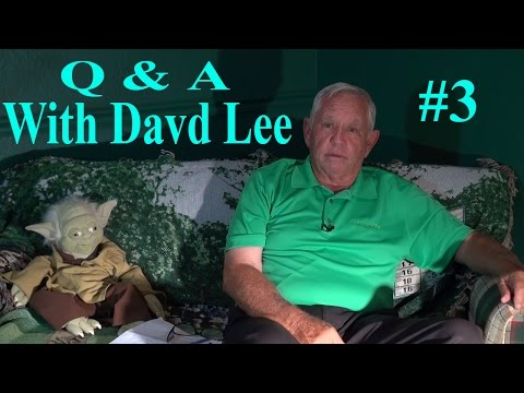 Q & A with David Lee #3 | Why do I hit my Irons good but not my woods?