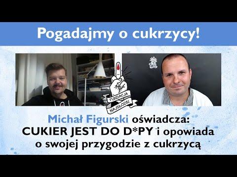 Michał Figurski oświadcza: CUKIER JEST DO D*PY i opowiada o swojej przygodzie z cukrzycą