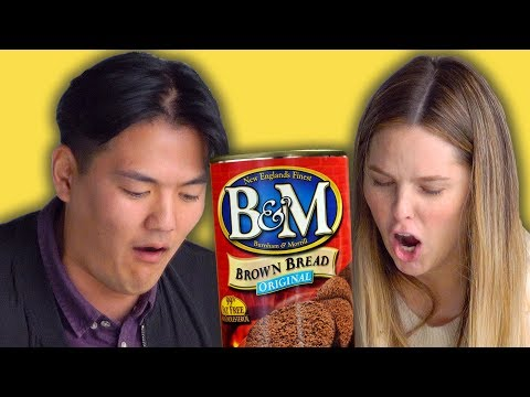 Eating A Canned Whole Chicken | Weird Canned Foods Taste Test