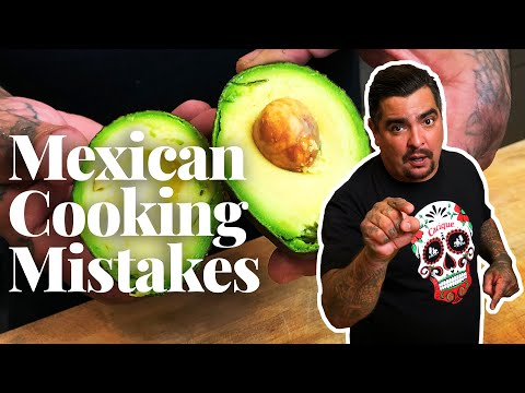 You're Doing Mexican Food All Wrong! Here's Why — with Chef Aaron Sanchez