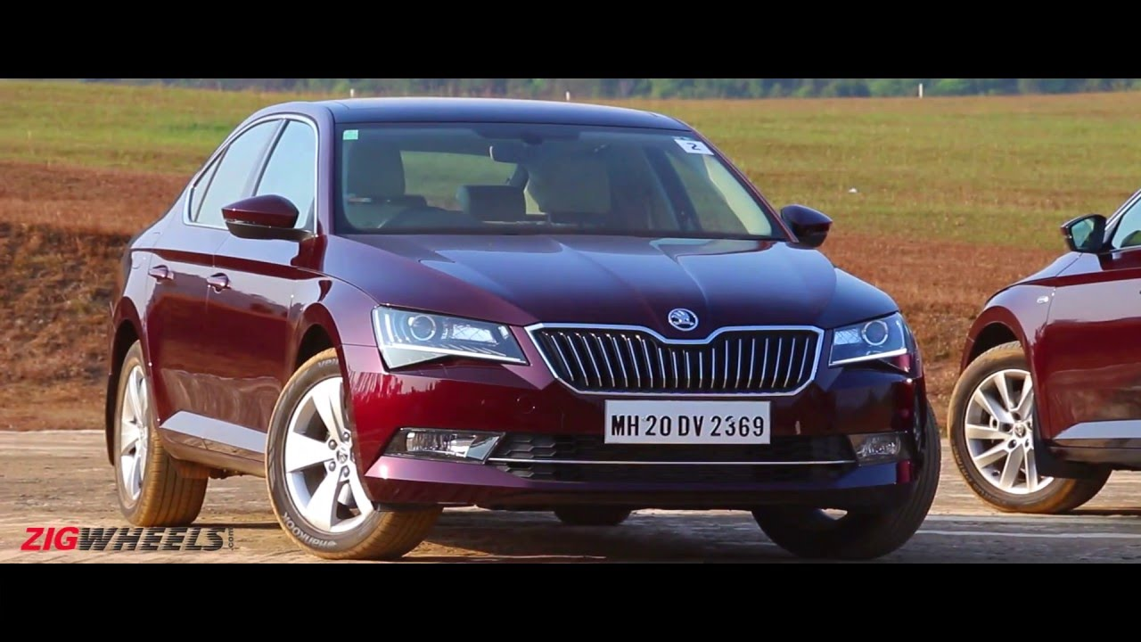 2016 Skoda Superb :: Walkaround Video Review :: ZigWheels India