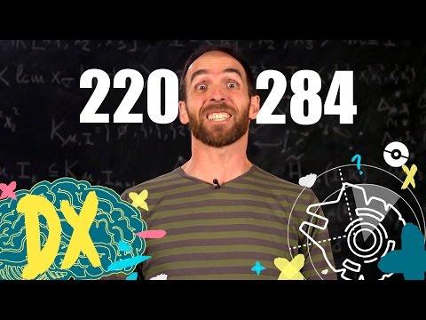 ¿Es fácil encontrar números amigos?