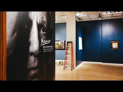 Picasso 11 művét adtál el Las Vegasban több mint 108 millió dollárért