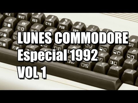 Lunes Commodore: Especial 1992: Vol 1