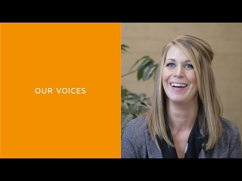 """Our Voices - Tara Illg, """"Investing in people"""""""
