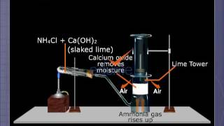 video of Preparation of Ammonia