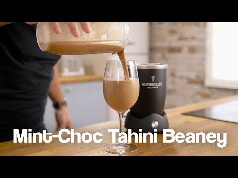 Jason Vale's Mint Choc Tahini Beaney Blend
