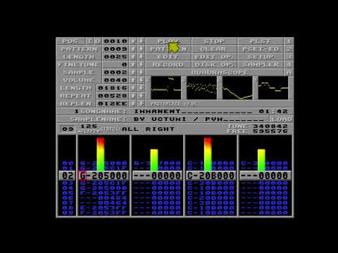 Immanent (4 channel Protracker real A500 sound)