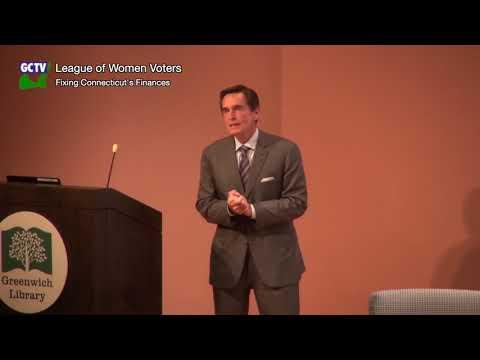 League of Women Voters: Fixing Connecticut's Finances