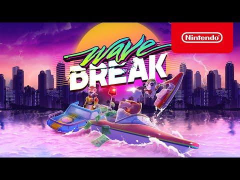 Wave Break - Launch Trailer - Nintendo Switch