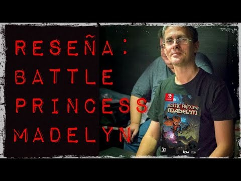 Mundo Switch: Battle Princess Madelyn (Casual bit Games)