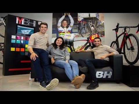 Entrevista al equipo de Ciclocross Delikia-Ginestar