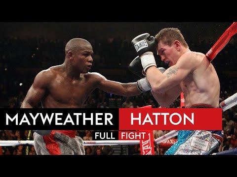 FIGHT REWIND! Floyd Mayweather vs Ricky Hatton