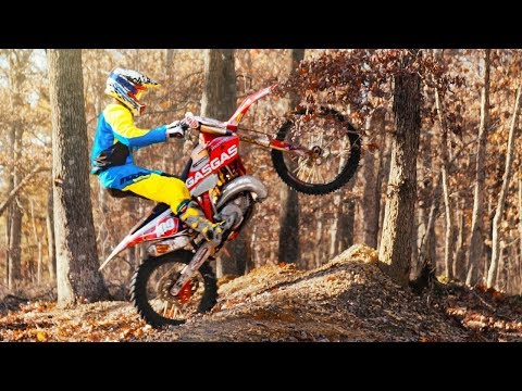 2019 GasGas 250XC Autumn Riding