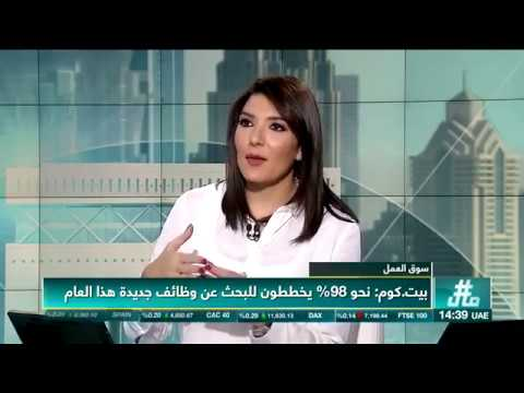 Interview with Dubai TV on Career Prospects in 2017