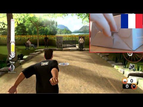 Unboxing Francés + Gameplay OBUT PETANQUE (PS3 / 360) - ¿Morralla Clásica o Genialidad?