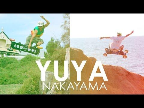 MBS International team rider - Yuya Nakayama